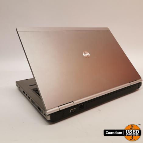 HP Elitebook 8470P Laptop i7 8GB 500GB | Incl. garantie