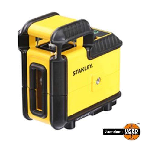Stanley SLL360 Rood Lijnlaser | Nieuw in doos