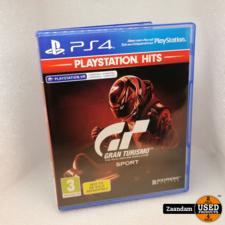 Playstation 4 Game: Gran Turismo Sport