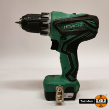 Hitachi Hitachi DS10DAL 10.8V Schroefmachine | Incl. garantie