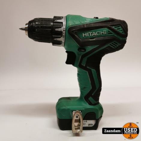 Hitachi DS10DAL 10.8V Schroefmachine | Incl. garantie