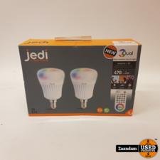 Jedi Jedi Lighting LED-lamp   E14   7W   Nieuw in seal