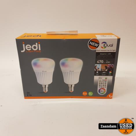 Jedi Lighting LED-lamp   E14   7W   Nieuw in seal