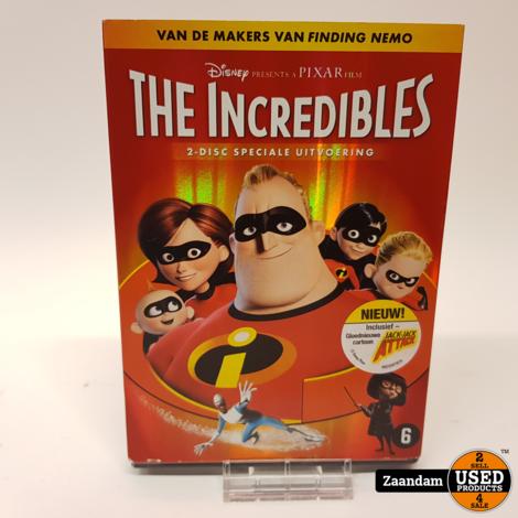 Walt Disney Pixar DVD: The Incredibles