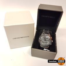 Armani Armani AR2453 Herenhorloge | In nette staat