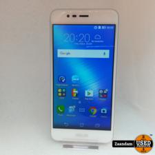 Asus Asus Zenfone 3 5.2 Max 32GB Dual Sim Silver   Nette staat