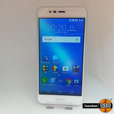 Asus Zenfone 3 5.2 Max 32GB Dual Sim Silver   Nette staat