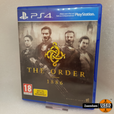 Sony Playstation 4 Game: The Order 1886