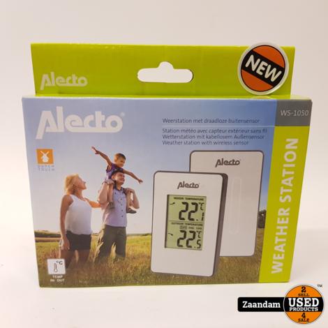 Alecto WS-1050 Weerstation | Nieuw in doos