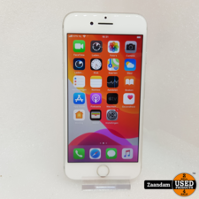 Apple iPhone 7 128GB Silver | In nette staat