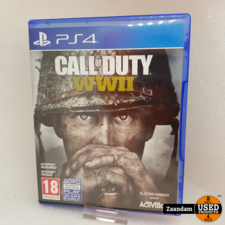 Activision Playstation 4 Game: Call of Duty WWII