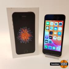 Apple iPhone SE 16GB Space Gray | Incl. garantie
