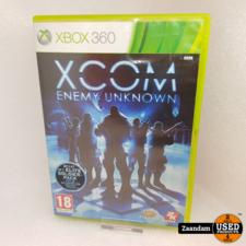 XCom XBox 360 Game: XCom Enemy Unknown