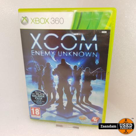 XBox 360 Game: XCom Enemy Unknown
