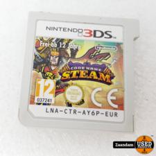 Nintendo Nintendo 3DS Game: Code Name Steam