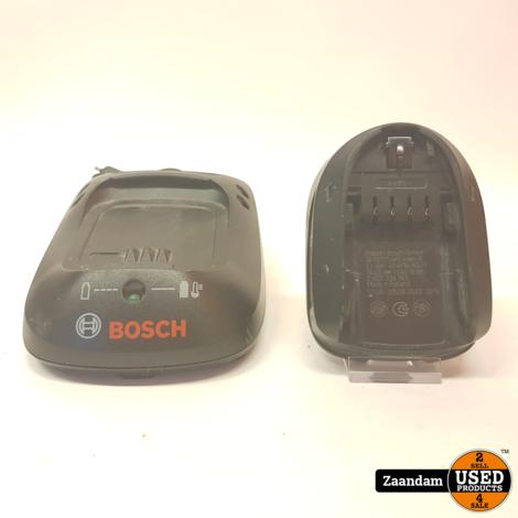Bosch 14,4 Volt Accu + Lader | Incl. garantie