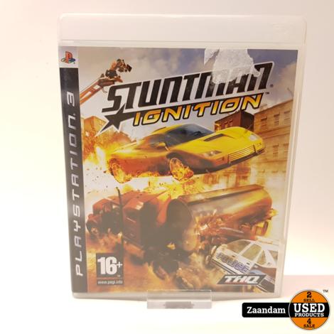 Playstation 3 Game: Stuntman Ignition