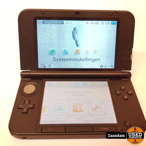 Nintendo 3DS XL Console Blauw | Incl. garantie