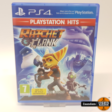 Ratchet & Clank Playstation 4 Game: Ratchet & Clank