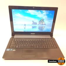 Asus Asus N53SV Laptop | i7 | 10GB | 320GB | Incl. garantie