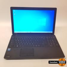 Toshiba Toshiba C55-A5105 Laptop | IC 2.13GHz | 4Gb | 500GB | Incl. garantie