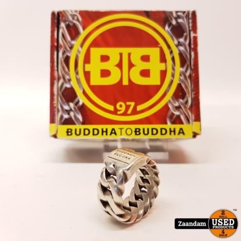 Buddha To Buddha Ring Ben | Incl. doos