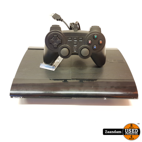 Playstation 3 Slim 12GB Zwart | Incl. garantie
