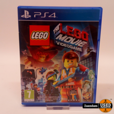 Lego Playstation 4 Game: The Lego Movie Videogame