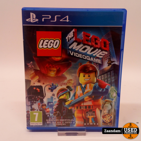 Playstation 4 Game: The Lego Movie Videogame