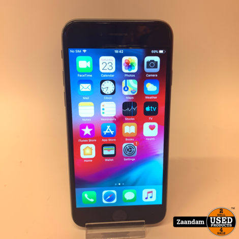 iPhone 6 64GB Space Gray | In nette staat