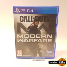 Call of Duty Playstation 4 Game: Call of Duty Modern Warfare