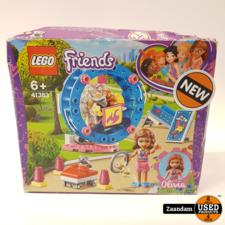 Lego LEGO Friends Olivia's hamsterspeelplaats | 41383 | Nieuw
