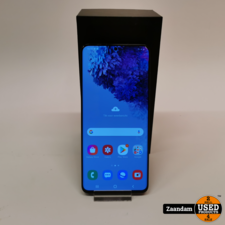 Samsung Samsung Galaxy S20 Plus 5G 128GB Cosmic Black | Incl. garantie