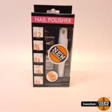 Nail Polisher Wit | Nieuw in doos