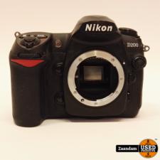 Nikon D200 Spiegel Reflex Camera | Incl. garantie