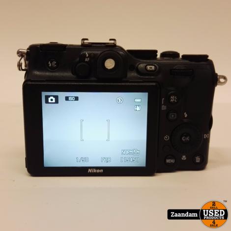 Nikon P7100 Foto Camera | RAW | Incl. garantie en doos