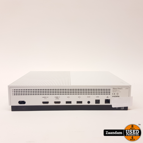 XBox One S 1TB White | In nette staat