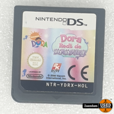 Nintendo DS Game: Dora redt de Zeemeerminnen