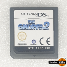 Nintendo DS Game: The Smurfs 2