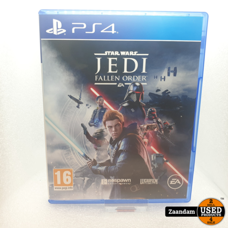 Playstation 4 Game: Jedi the fallen order