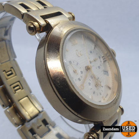 Guess Collection GC20500 Horloge Goud | Incl. garantie