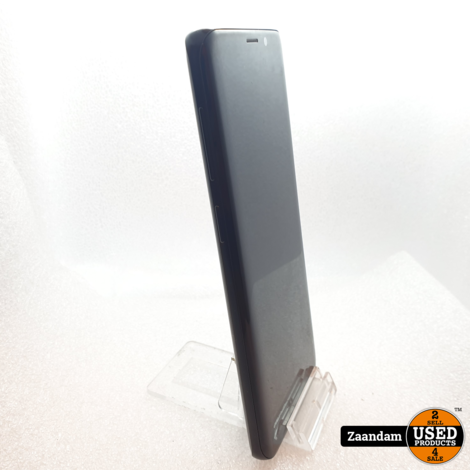 Samsung Galaxy S9 64GB Midnight Black | Incl. garantie