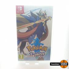 Nintendo Switch Game: Pokemon Sword