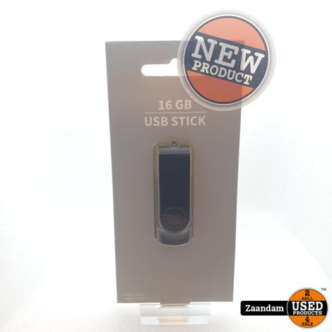 Universeel 16GB USB Stick | Nieuw in seal