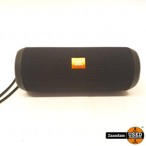JBL Flip 3 SE Bluetooth Speaker Zwart | In nette staat