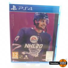 Playstation 4 game: NHL 20