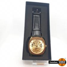 Gowtu Marbella Horloge Goud | Automaat | Nieuw in doos