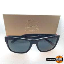 Burberry 4194 3001/87 Heren Zonnebril Zwart | Nette staat in doos