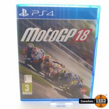 Playstation 4 Game: MotoGP 18