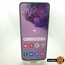 Samsung Galaxy S20 5G 128GB Cosmic Gray | In Nette Staat